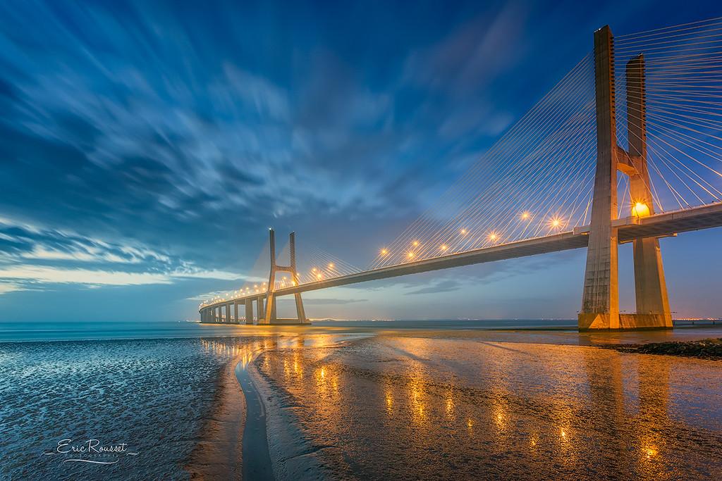 Le Pont Vasco de Gama - Lisbonne