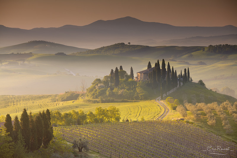 Podere Belvedere, Val D'orcia - Tuscany, (Italy)