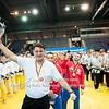 Bundesliga Finale Männer 2017 Leipzig, Hamburger Judo Team, Siegerehrung, Slavko Tekic_BT_NIKON D3_20171104__D3C7155