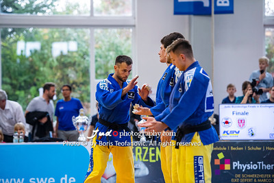 Abklatschen, Bundesliga 2019 Finale Männer Esslingen, Igor Wandtke_BT__D5B3778