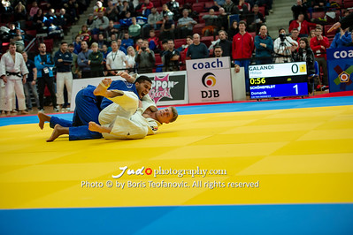 -100 kg Galandi Philipp UJKC Potsdam e V  BB, -100 kg Schönefeldt Domenik Judo-Team Hannover e V  NS, DEM2019 Stuttgart_BT_NIKON D4_20190126__D4B6820