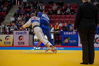 -66 kg Fischer Fabio Judo-Team Hannover e V  NS, -66 kg Scheibel Manuel TSV Abensberg BY, DEM2019 Stuttgart_BT_NIKON D4_20190126__D4B6702
