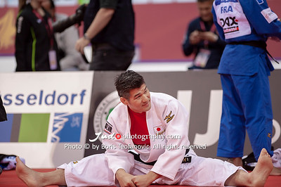 Grand Slam Düsseldorf 2019 - Judo-Photography by Boris