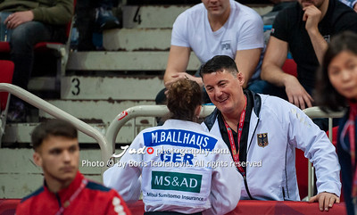 BALLHAUS_Mascha_GER_52, Grand Slam Düsseldorf 2020, Slavko Tekic_BT__D3C7741
