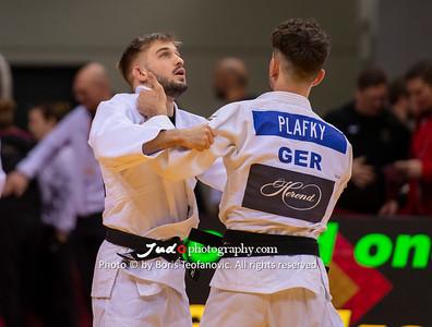 Grand Slam Düsseldorf 2020, HEYDER_Maximilian_GER_60, PLAFKY_Moritz_GER_60, Warm-Up_BT__D5B3940
