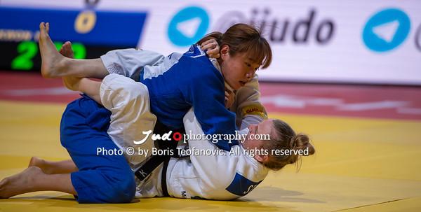Grand Slam Paris 2020, KWON Youjeong, STARKE_Pauline_GER_57kg_BT__D5B0581