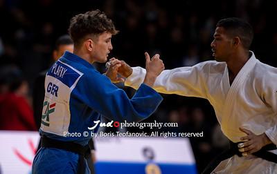 Grand Slam Paris 2020, PLAFKY_Moritz_GER_60kg, YADAV_Vijay Kumar_IND_BT__D5B0750