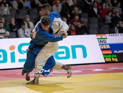 Grand Slam Paris 2020, PLAFKY_Moritz_GER_60kg, YADAV_Vijay Kumar_IND_BT__D5B0788