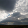 Clouds on Auchencorth Moss