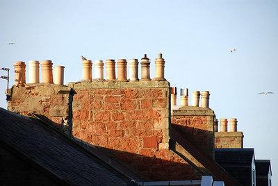 Chimneys, North Berwick