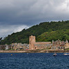 Oban, with St. Columba's Cathedral