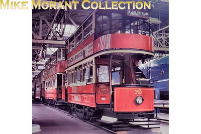 MUSEUM OF BRITISH TRANSPORT, CLAPHAM London Transport trancar no. 290. More information on this vehicle would be appreciated. [Mike Morant]