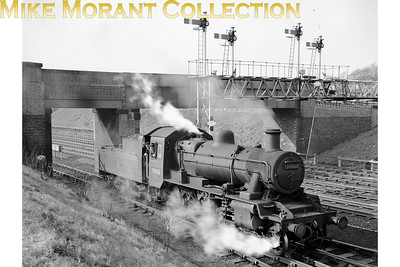 BR Standard 2MT 2-6-0 no. 78060 wearing a 27D Wigan shed plate but the location isn't stated. [Mike Morant collection]