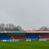 The EBB Stadium prior to the Vanarama Conference Premier match between Aldershot Town and Eastleigh at the EBB Stadium Aldershot (photo by Paul Paxford/Pitchside Photo)