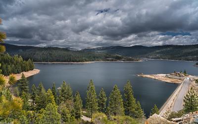 Bear River Lake in May