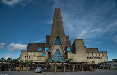 Basílica Catedral Nuestra Señora de la Altagracia in Higuey