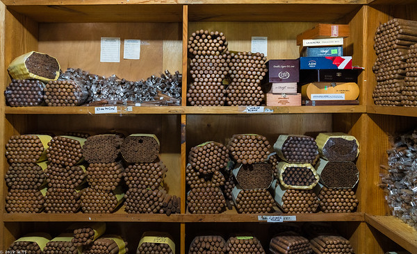 Papirus Cigar Factory in Otra Banda, Dominican Republic