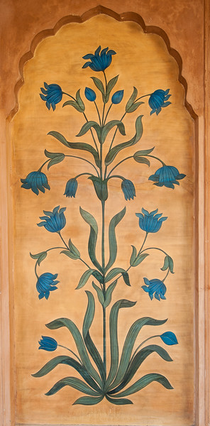 Wall Art at the Oberoi