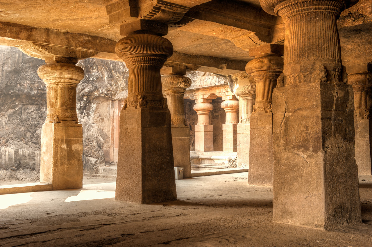 Visit to the Caves of Elephanta Island