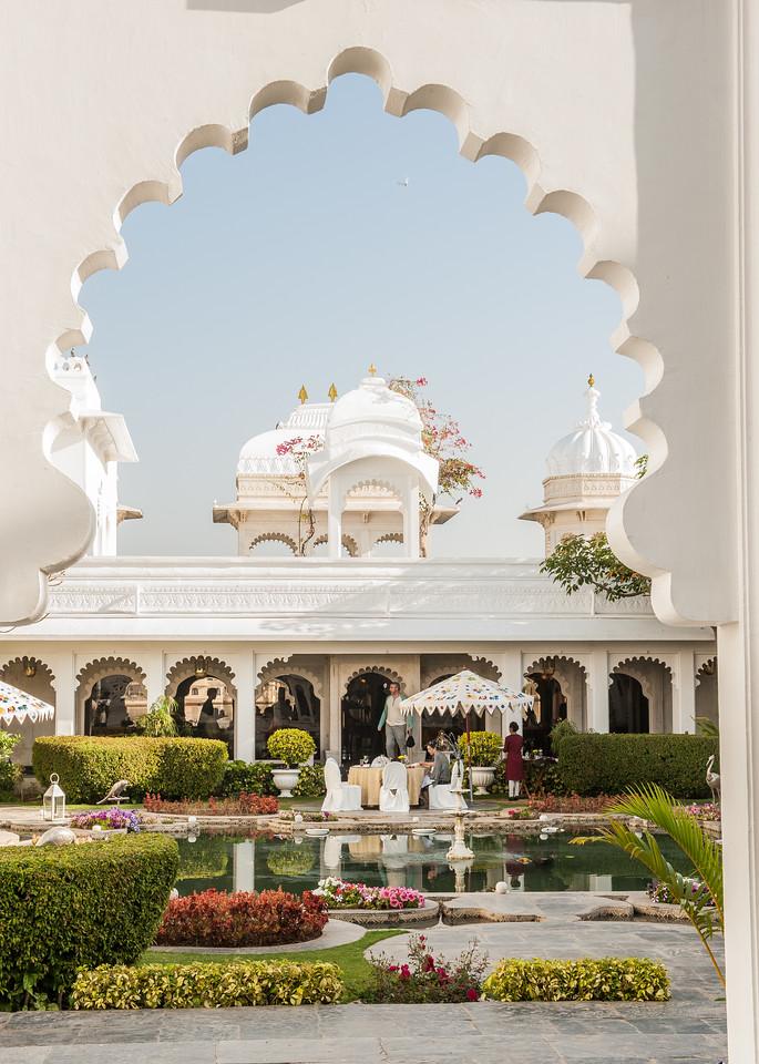 Jag Niwas or Lake Palace, Udaipur