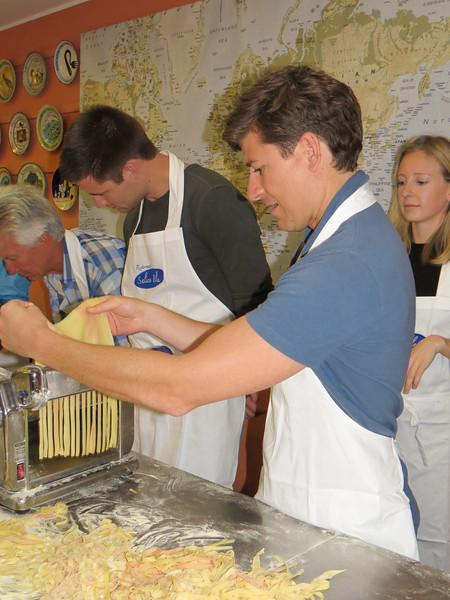 Salice Blu Cooking Class  with Luigi in Belagio