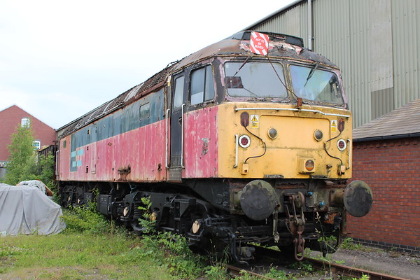 Spares Donor 47761 at Swanwck. 16.06.18