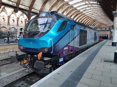 68032 at York. 22.06.19