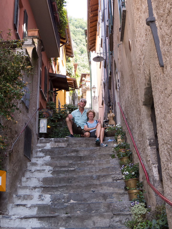 Hike from Bellano to Varenna