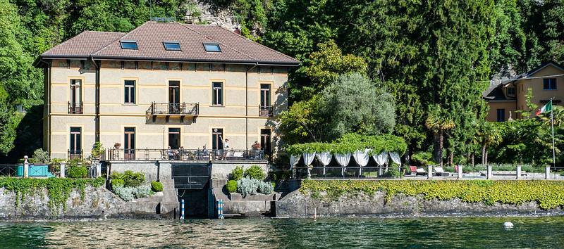 Lake Como and Milan