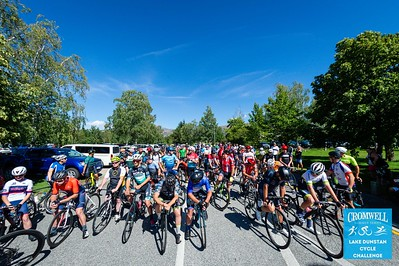 Lake Dunstan Cycle Challenge