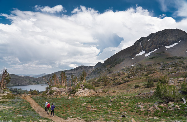 Lake Winnemucca Trail