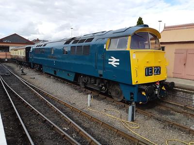 D1062 at Kidderminster. 18.05.19