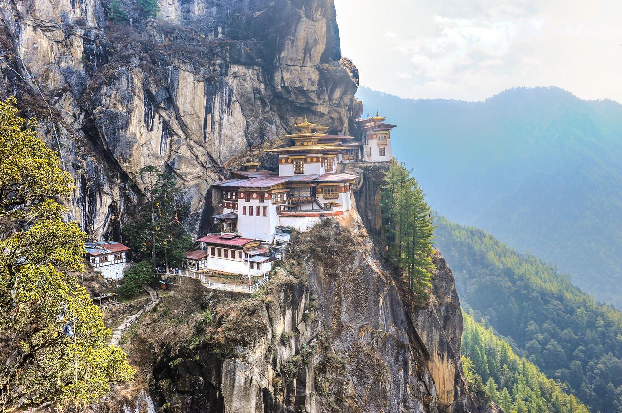 Tiger's Nest Monastery - Taktsang Monastery