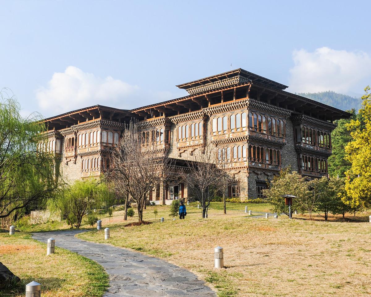 Zhiwa Ling Hotel, Near Paro, Bhutan