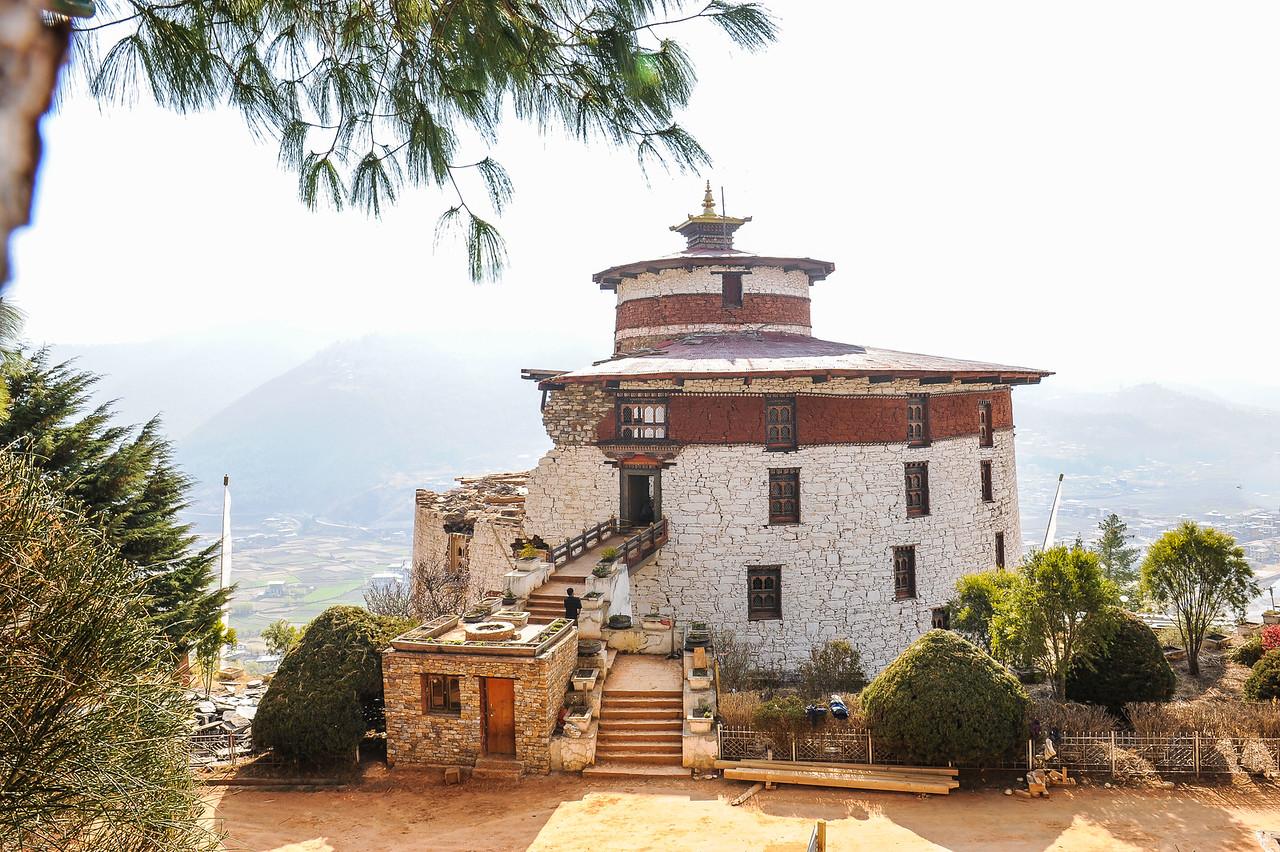 Paro Museum, Paro, Bhutan