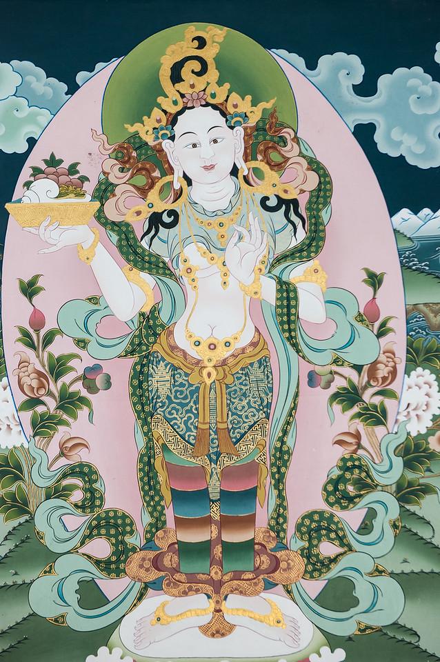Goddess of Compassion?
