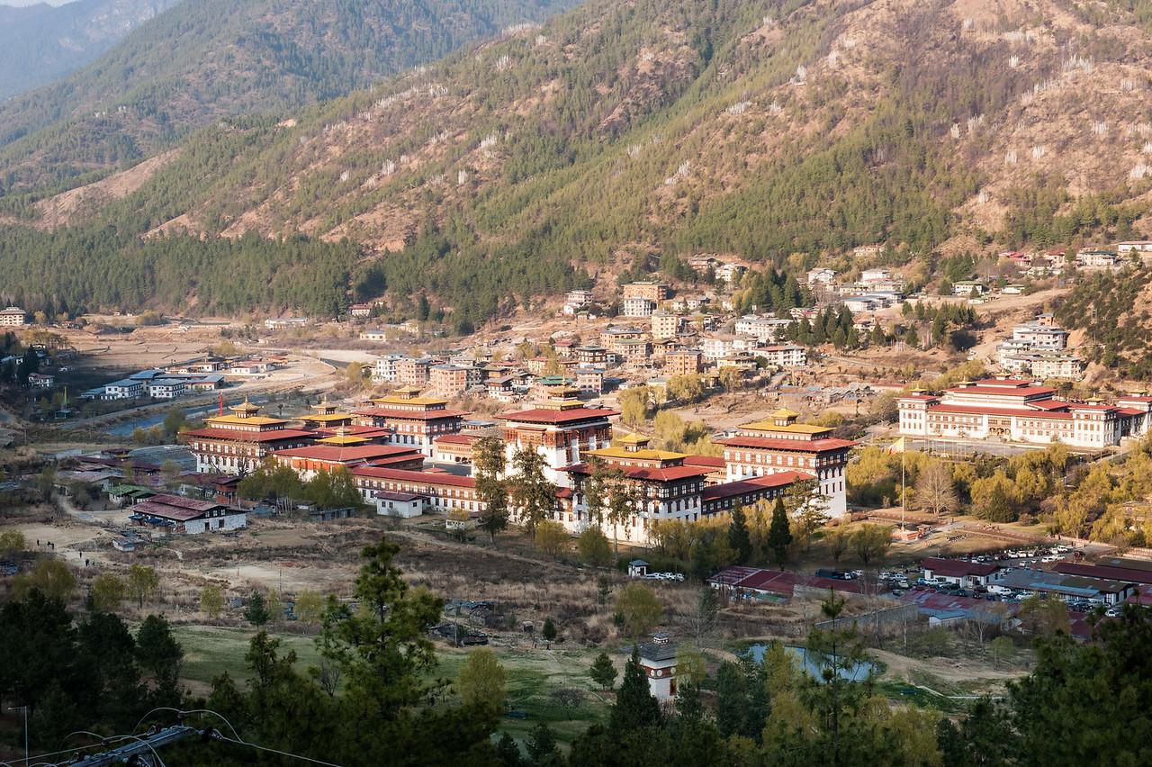 Tashichoedzong, Thimphu, Bhutan