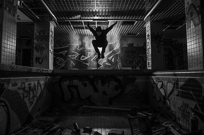 Parkour Shooting