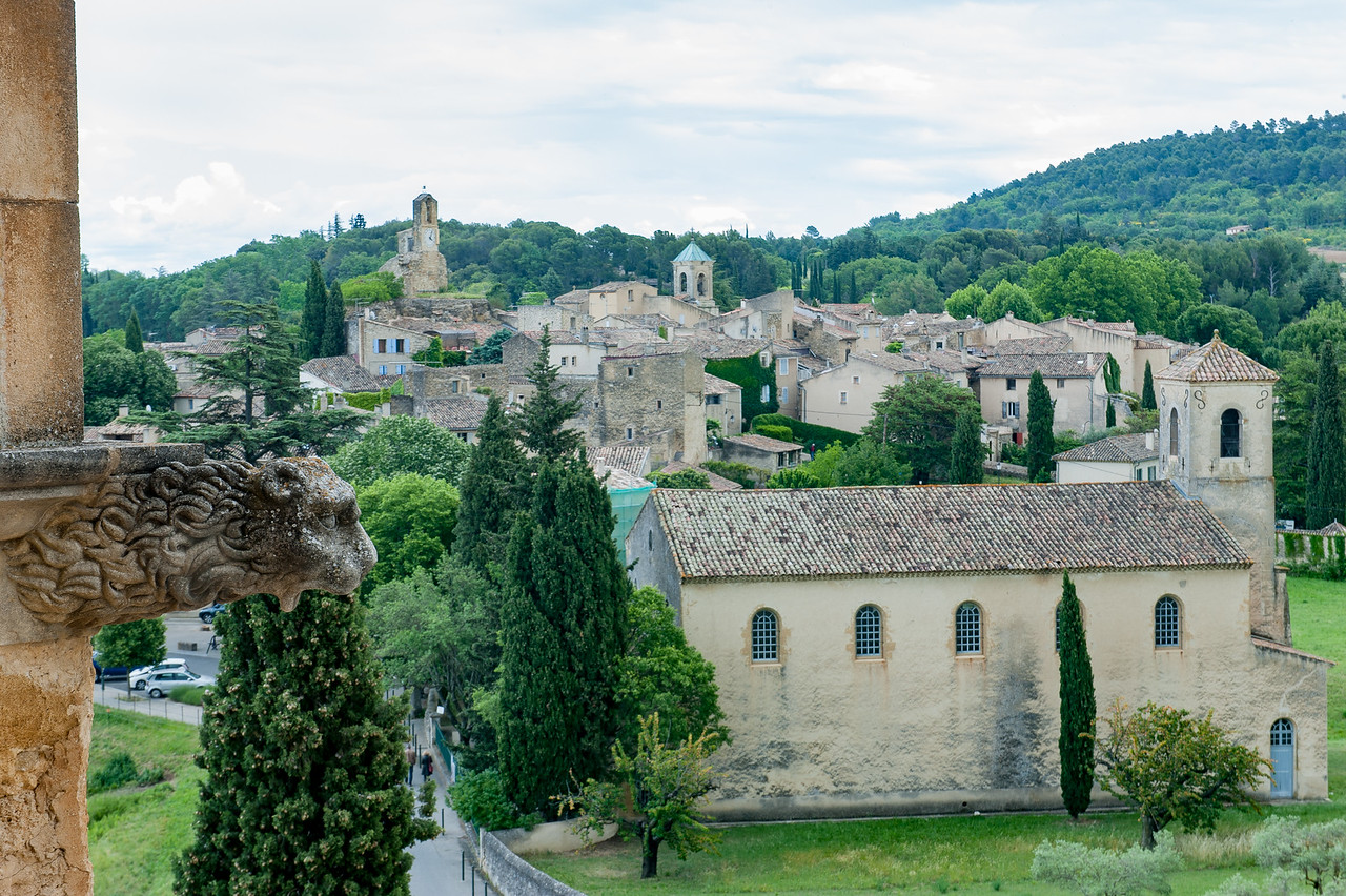 Village and Castle of Lourmarin