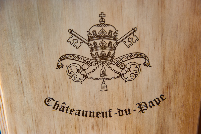 Lunch and Wine Tasting in Chateauneuf du Pape