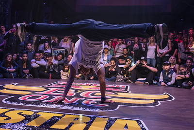 Red Bull BC One Cypher 2016