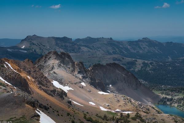 Round Top Peak Climb