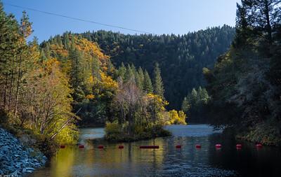 Tiger Creek in November