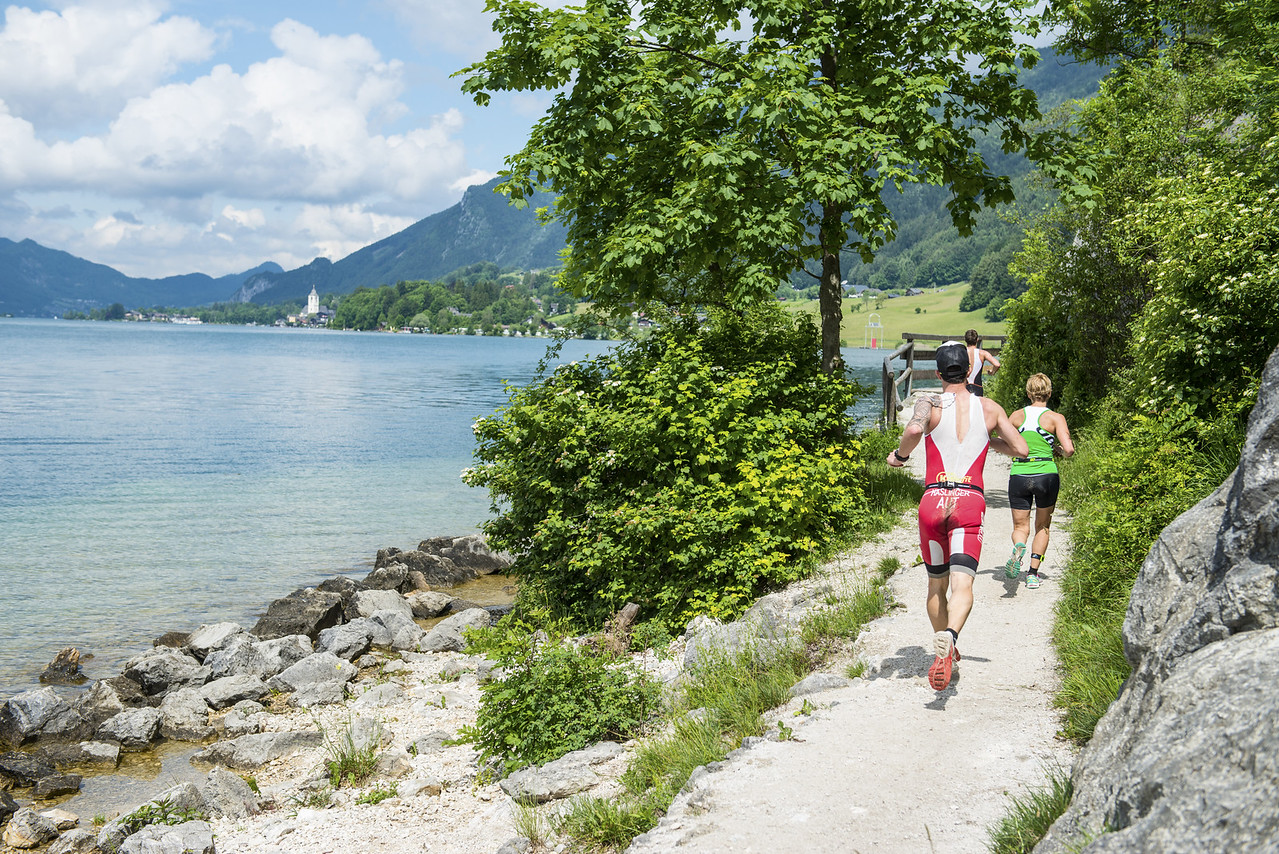 Wolfgangsee Challenge 2016