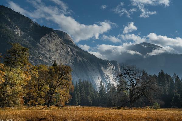 Yosemite in November