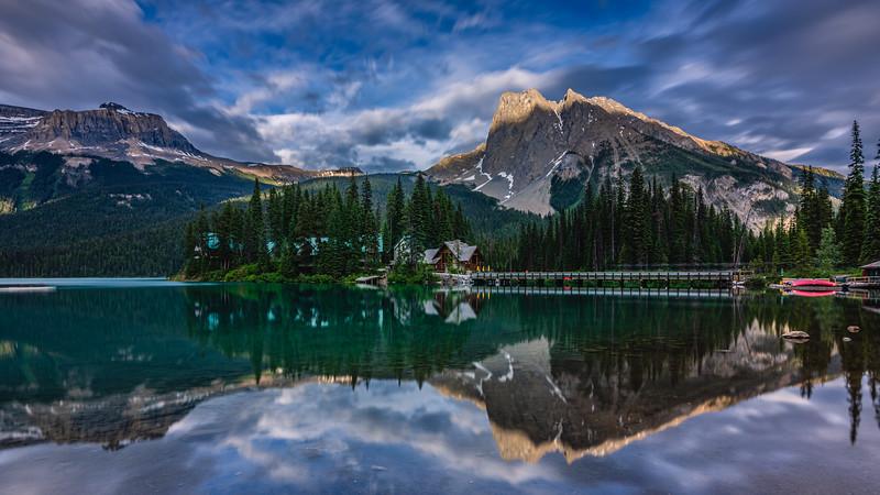 🇨🇦 Emerald Lake | Yoho
