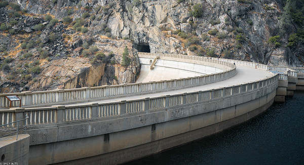 Hetch Hetchy Dam