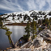 Pacific Crest Trail: Showers Lake