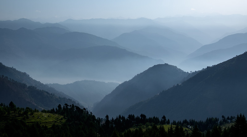 Himachal Sunrise
