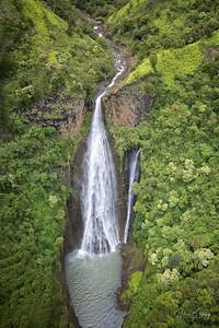 Manawaiopuna Falls II